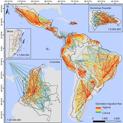 Migration map.fw